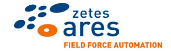 ZetesAres - field sales and service execution