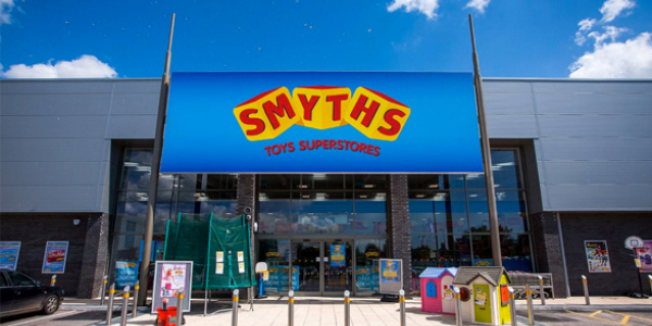 Smyths Toys verbessert In-Store-Execution