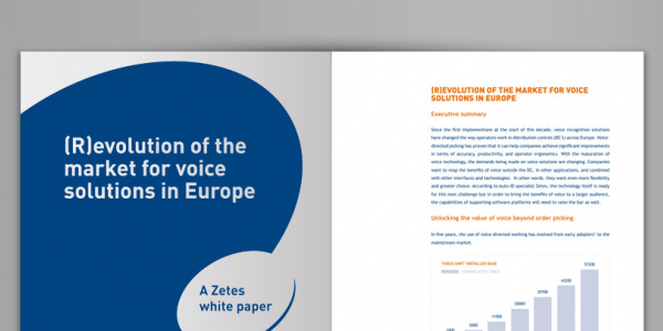 (R)evolution of the market for voice solutions in Europe