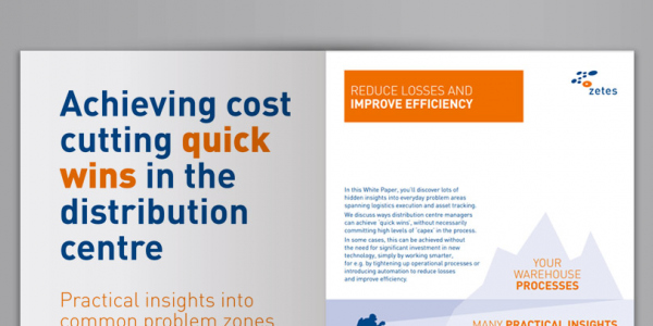 Achieving cost cutting quick wins in the distribution centre