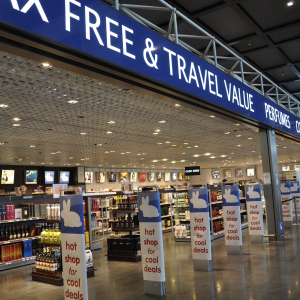 International Duty Free voice the appeal of first class process management