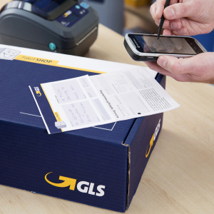 Around 5,000 GLS ParcelShops up and running in 9 weeks with new mobility solution and managed services