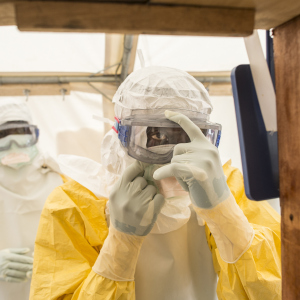 Zetes helps Médecins Sans Frontières monitor Ebola patients