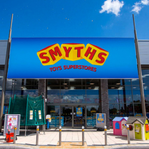 Smyths Toys migliora l'esecuzione complessiva in-store