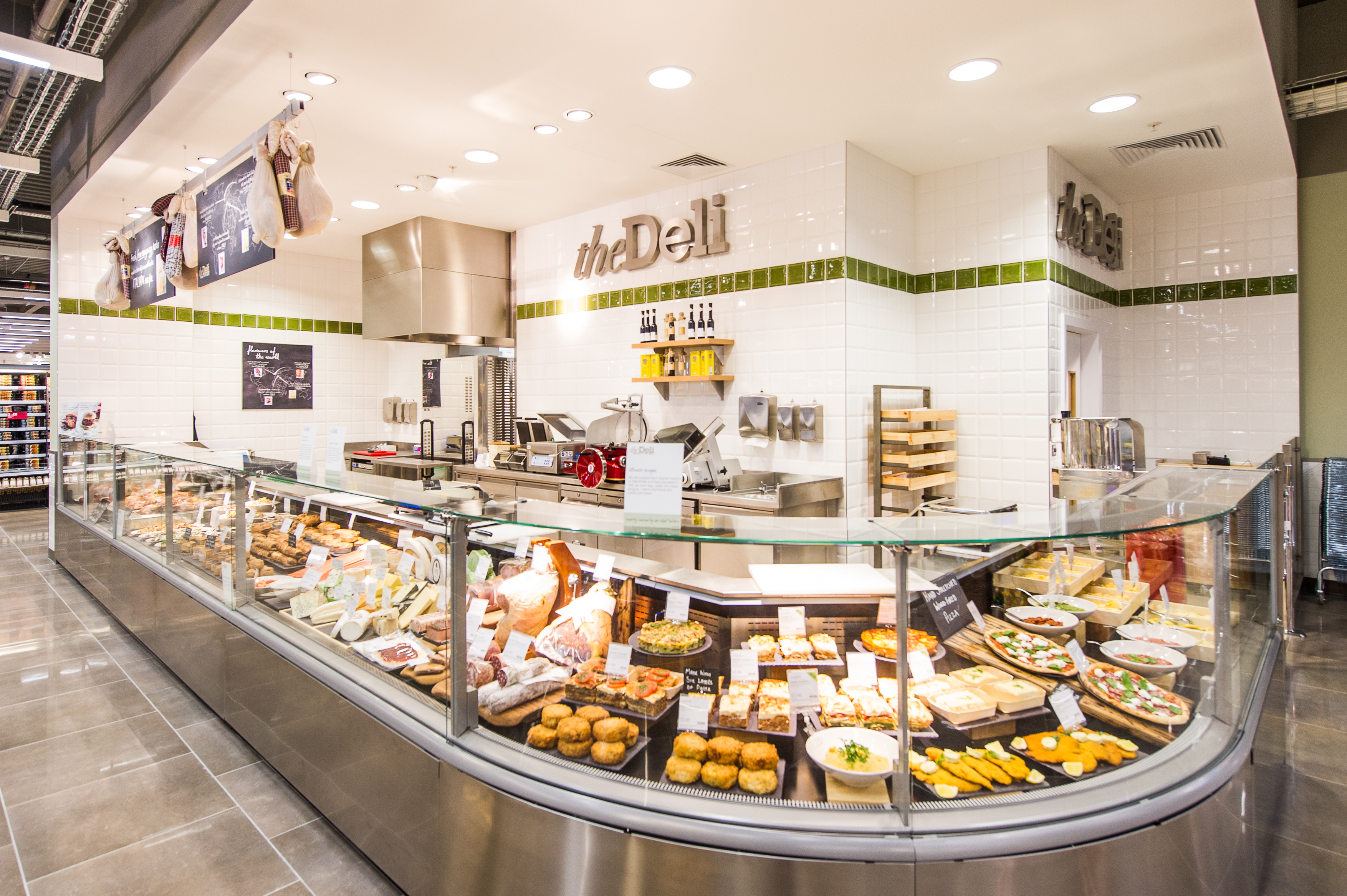 Monks Cross Deli