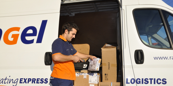 Rangel innovates Express & Logistics Services with a future-minded Proof of Delivery Solution