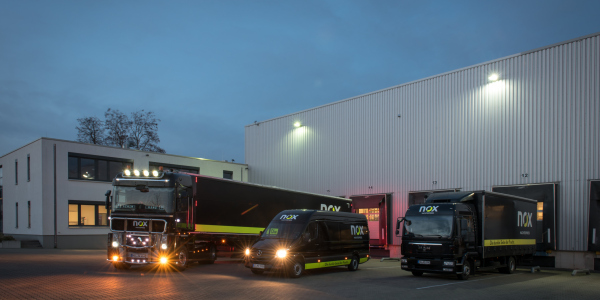 nox NightTimeExpress and Zetes innovate night distribution using keyless Proof of Delivery solution