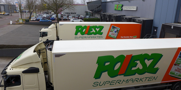 Poiesz Supermarkten aumenta l'efficienza del 15% con la soluzione di picking vocale Zetes