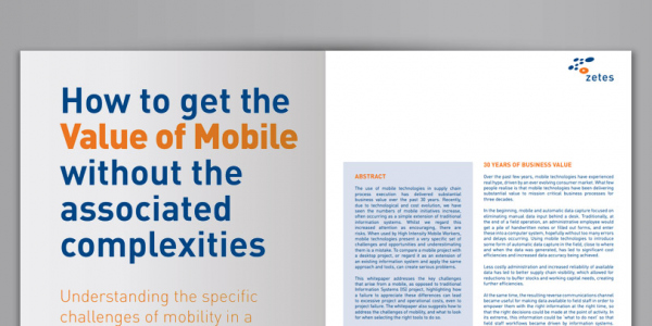 How to get the Value of Mobile without the associated complexities