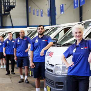 Fastway Couriers saves up to  €2 million per year with Zetes' fully managed mobility solution