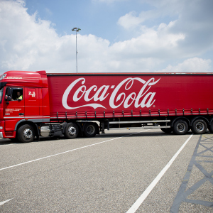 Coca-Cola speeds up loading process thanks to Zetes scanning system on forklifts